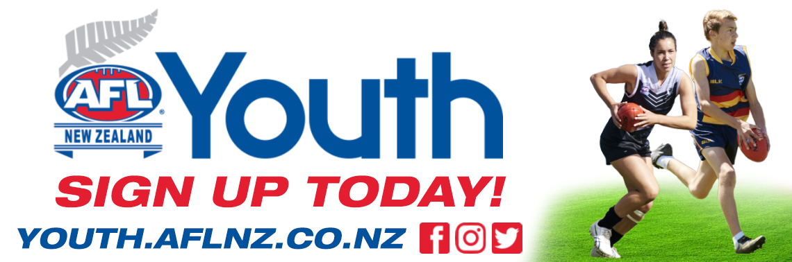 AFL New Zealand Youth Competition 2017